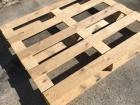 One way pallet 1200x800mm - IPPC