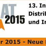 Messelogo LogiMat 2015 in Stuttagrt