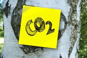 CO2 Austoß reduzieren mit gebrauchten Behältern